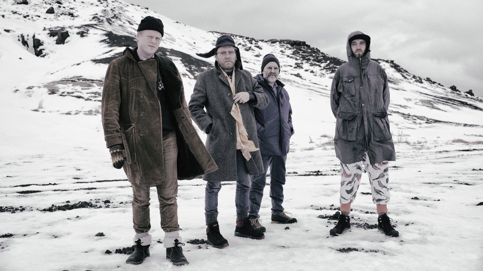La Chaux-de-Fonds: un concentré de pépites dans la nouvelle saison des Murs du son