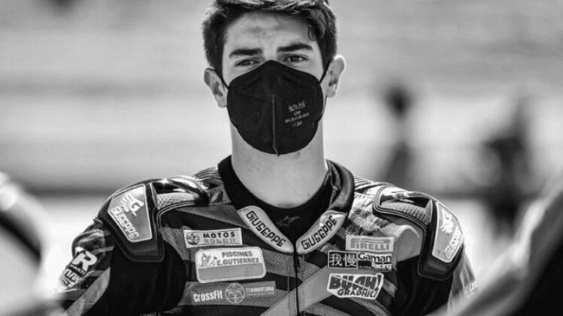 Motocyclisme: le pilote espagnol Dean Berta Vinales, 15 ans, se tue lors d'une course