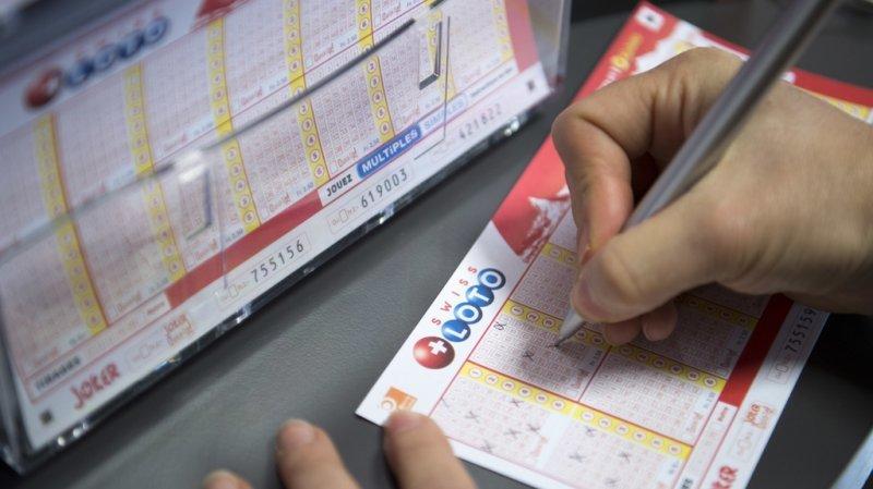 Loterie: le Swiss Loto fait un nouveau millionaire en Romandie, à Morat