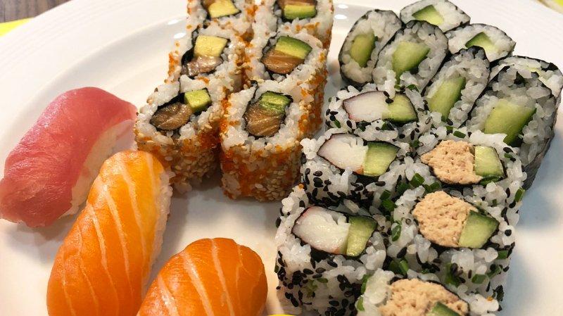 Cours de cuisine: maître sushi