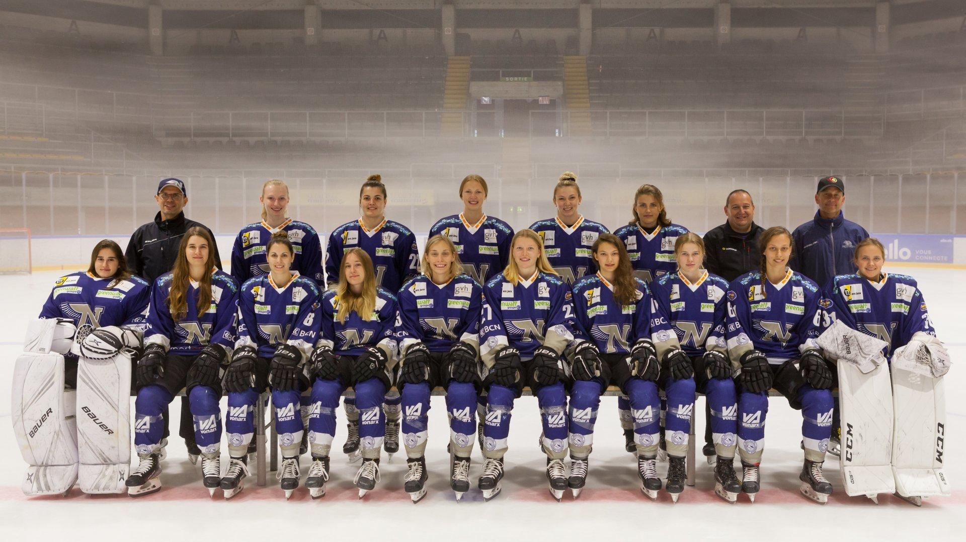 La Neuchâtel Hockey Academy à la relance