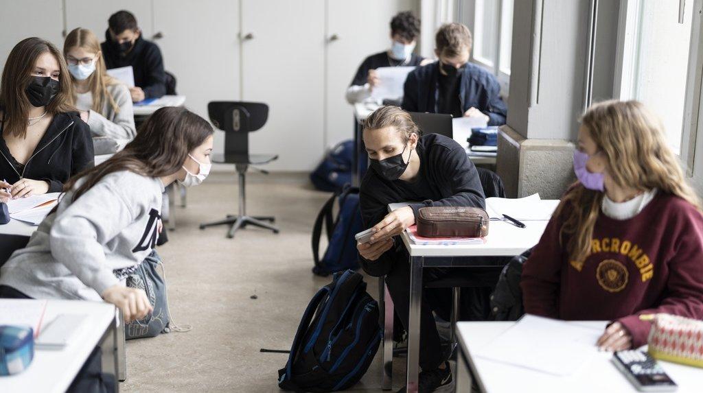 Ecoles neuchâteloises: 242 élèves positifs au Covid-19 et 34 classes en quarantaine depuis la rentrée