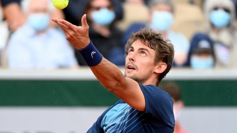 Tennis – US Open: Henri Laaksonen s'est qualifié pour le 2e tour