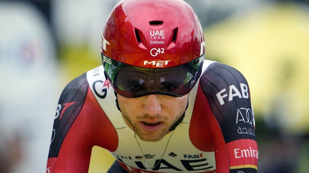 Cyclisme: Marc Hirshi remporte la 2e étape du Tour du Luxembourg