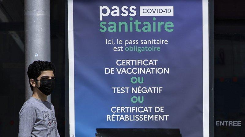 Coronavirus: refoulé faute de pass sanitaire, un homme tire sur deux vigiles en France