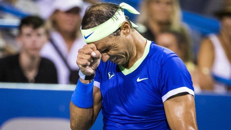 Tennis: Rafael Nadal met fin à sa saison