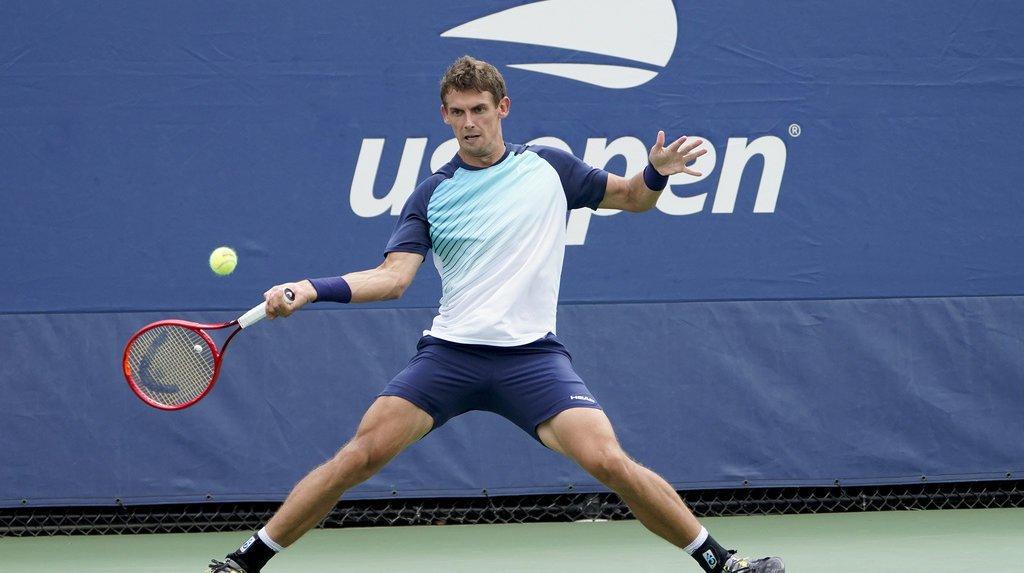 Tennis – US Open: Laaksonen se qualifie pour les 16es de finale