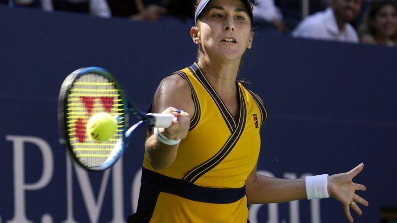 Tennis - US Open: Belinda Bencic éliminée en quart de finale