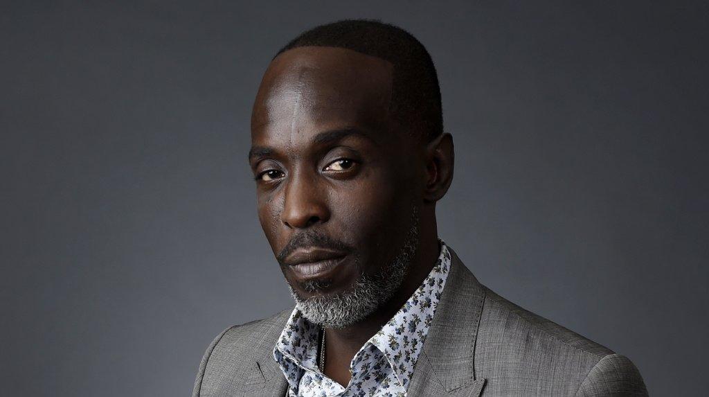 """Son rôle d'Omar dans la série """"The Wire"""" l'avait rendu célèbre."""