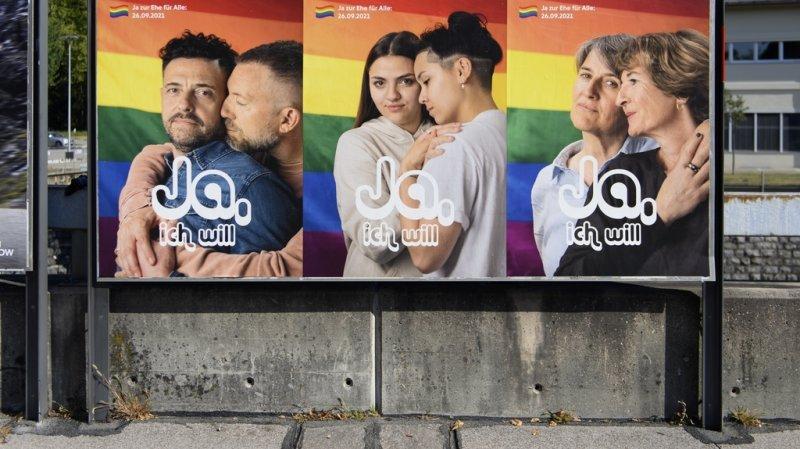 Votations fédérales: oui au mariage pour tous, non à l'initiative 99% selon deux sondages