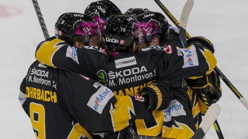 Hockey – National League: Ajoie remporte son premier succès, les autres Romands défaits