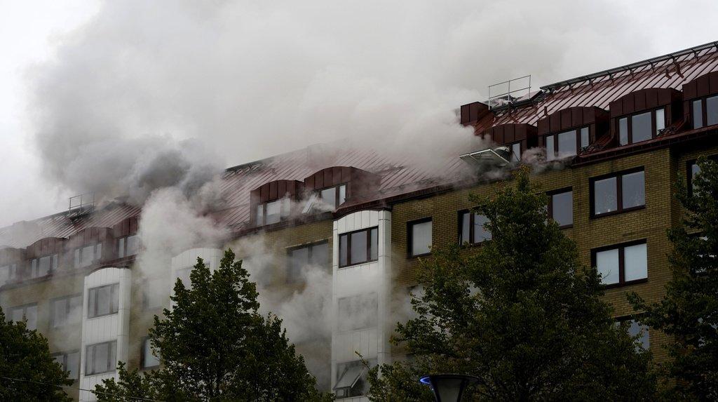 Explosion à Göteborg, en Suède: 16 blessés, la piste criminelle envisagée