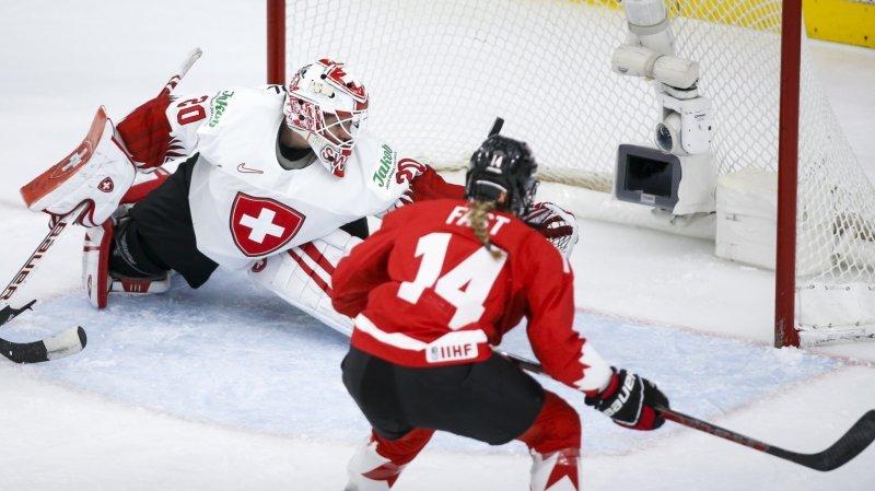 Hockey: les Suissesses lutteront pour la médaille de bronze au Mondial