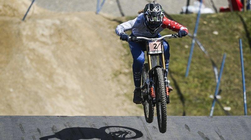 Camille Balanche cinquième de l'épreuve Coupe du monde à Lenzerheide