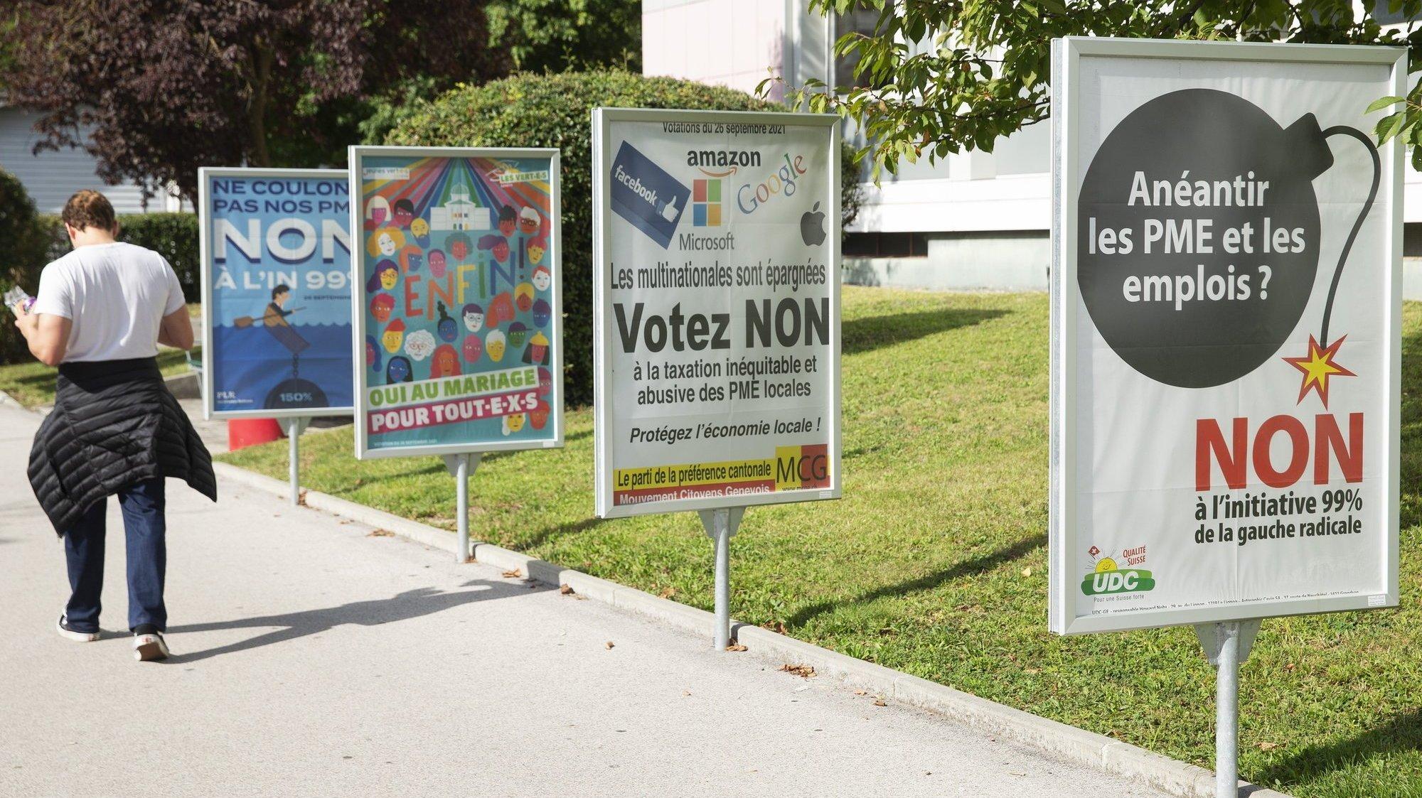 Initiative 99%: seule La Chaux-de-Fonds dit oui