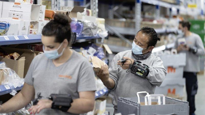 L'emploi est en pleine reprise en Suisse