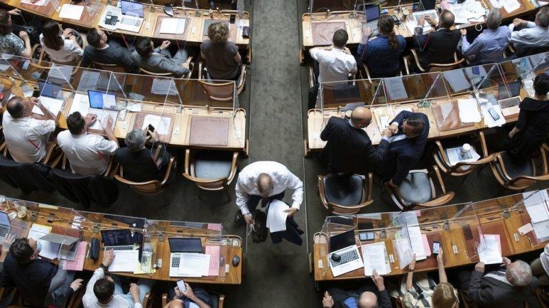 Les exportations de matériel de guerre divisent au Parlement