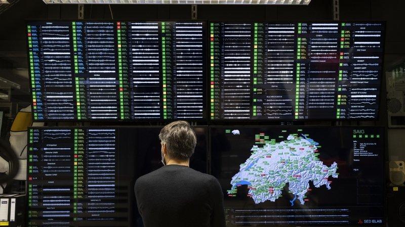 Tremblements de terre: la Suisse n'est pas à l'abri d'un séisme majeur