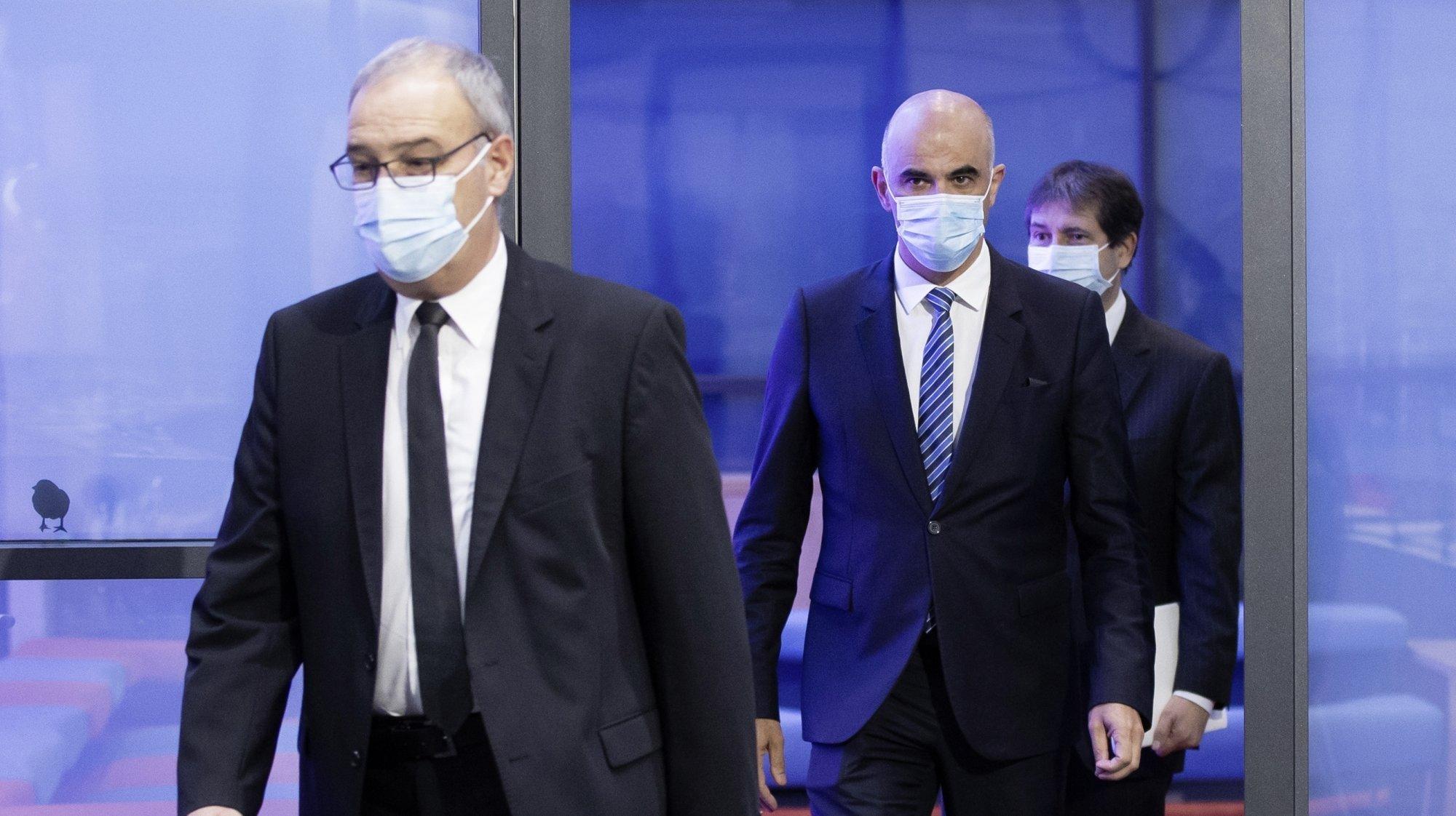Loi Covid-19: pourquoi Berne estime qu'un «non» affaiblirait la lutte contre la pandémie