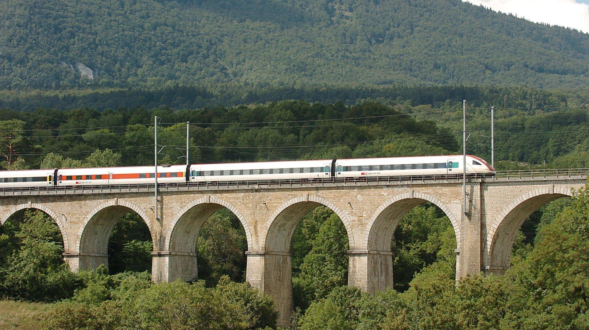 Les trains ne circulent plus entre Neuchâtel et Yverdon ce mardi en milieu de journée