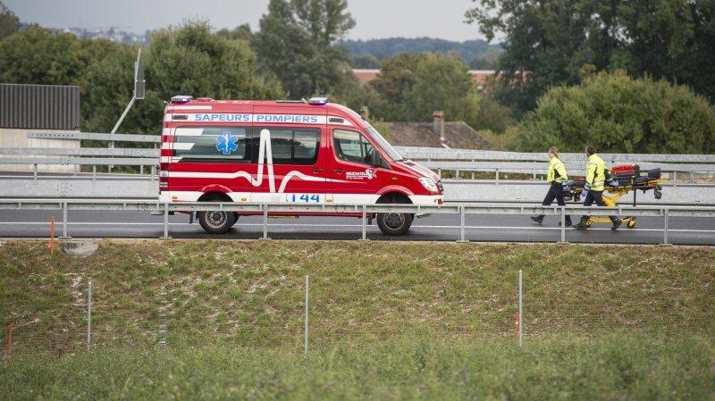 Week-end du Jeûne fédéral: de la tôle froissée et trois blessés sur les routes neuchâteloises
