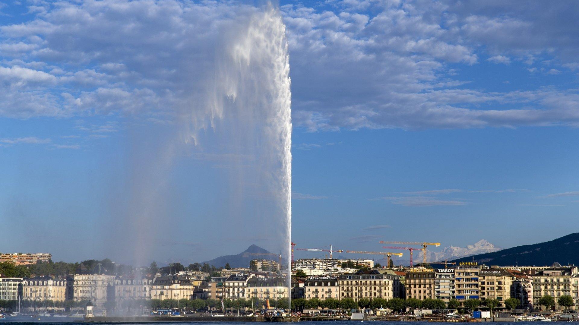 Genève accueille cette semaine un mini-salon horloger, décentralisé dans les salons des grands hôtels.