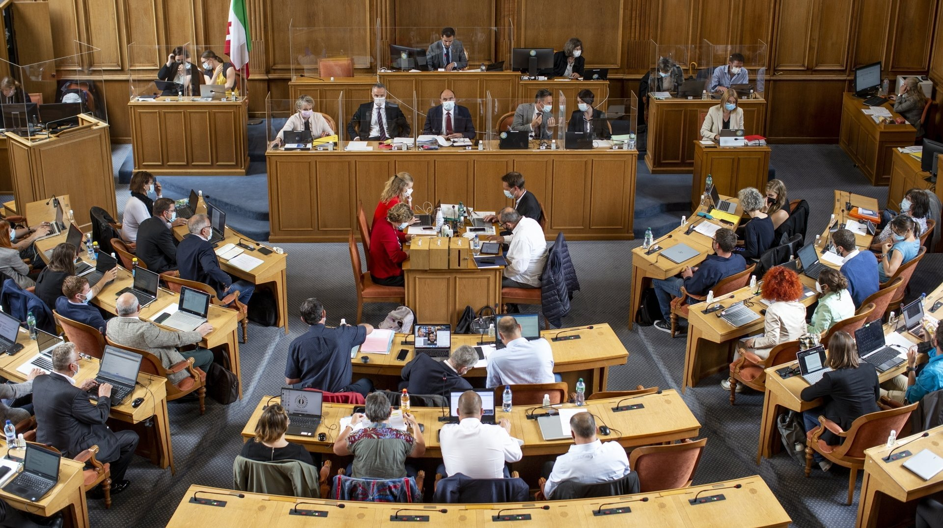 Le Grand Conseil se prononcera sur ces crédits lors de sa prochaine séance.
