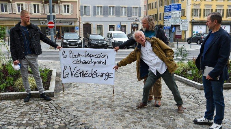Le photographe chaux-de-fonnier Alain Prêtre acquitté pour ses propos contre les chasseurs