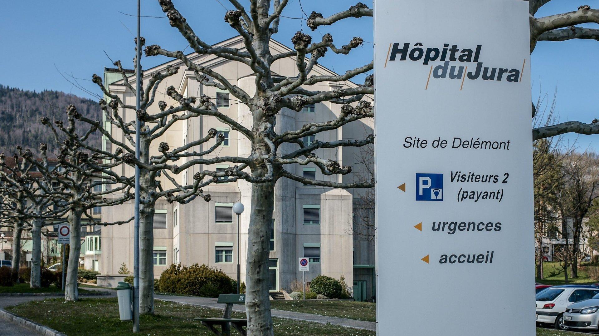 Tests Covid obligatoires à l'Hôpital du Jura