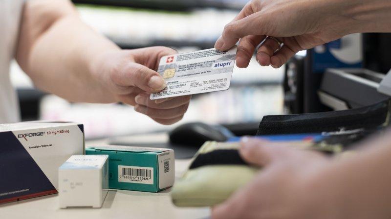 Neuchâtel: les primes d'assurance maladie resteront stables en 2022
