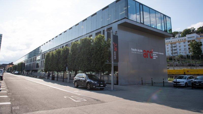 Quelque 438 étudiants fréquenteront cette année les locaux de la HE-Arc ingénierie, près de la gare de Neuchâtel.
