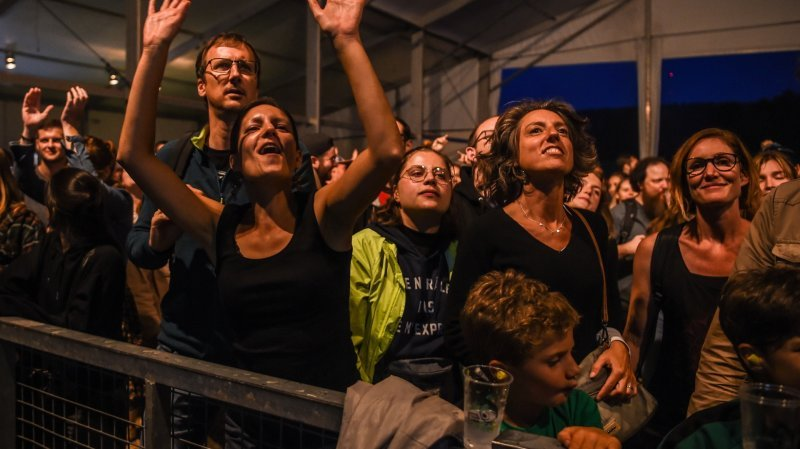 La version Covid du Chant du Gros a drainé 5000 festivaliers au Noirmont