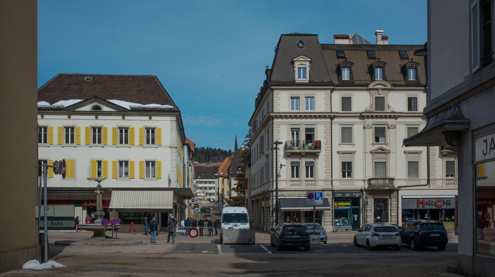 La Chaux-de-Fonds: les habitants dessineront leur place du Marché