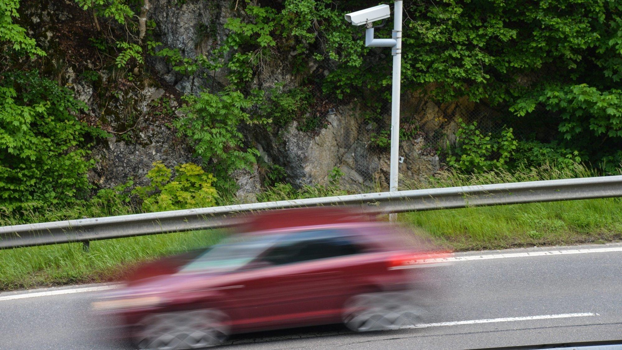 Gorges du Seyon: flashés à 147km/h et 150km/h
