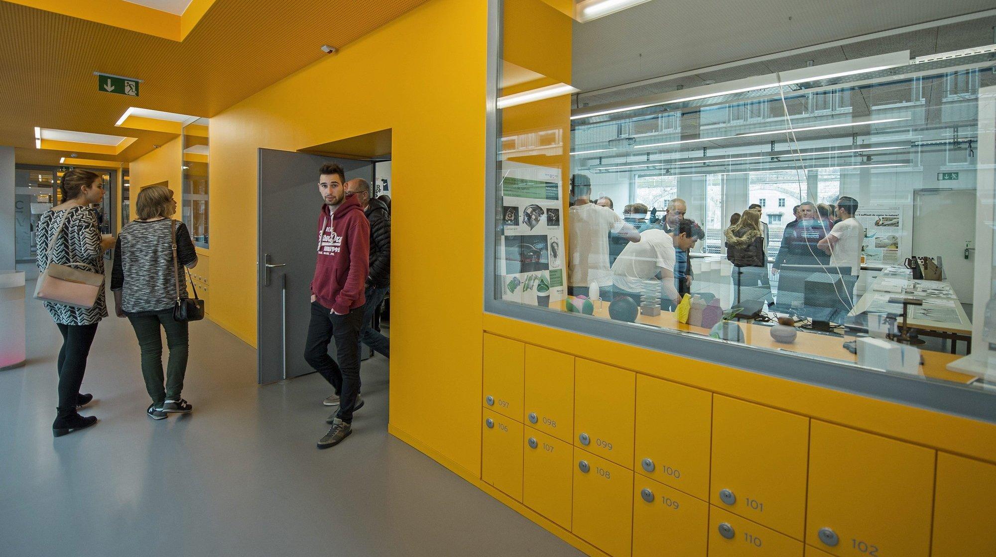 Les hautes écoles de Suisse occidentale mettent un million et demi dans des collaborations avec les PME industrielles