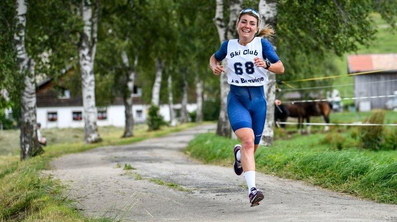 Joanna Ryter quatrième d'un Ironman en Autriche