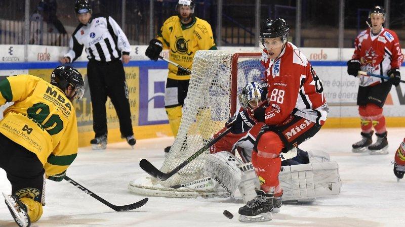 Star Chaux-de-Fonds est toujours en lice en National Cup.  La Chaux-de-Fonds 19 mars 2019 Photo R Leuenberger