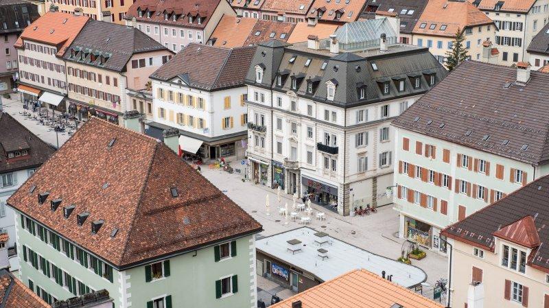 Quel look pour la place du Marché piétonne à La Chaux-de-Fonds? La parole à la population