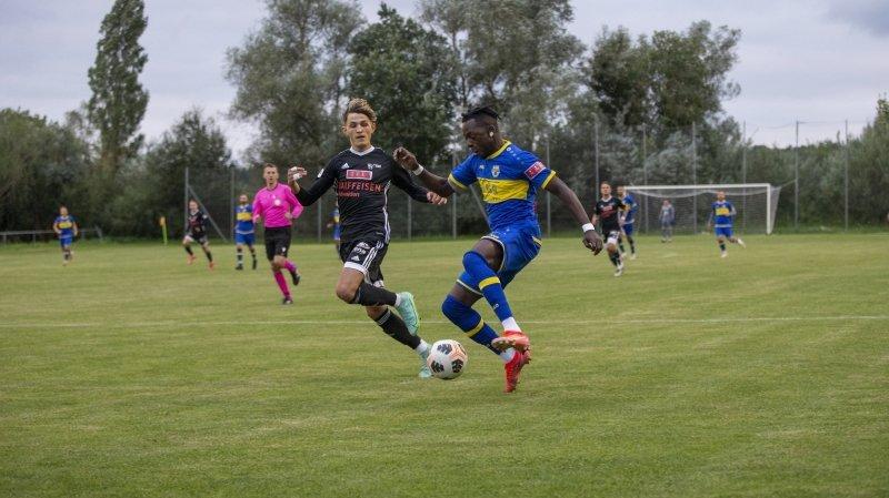 Football – deuxième ligue interrégionale: Coffrane fait tomber le favori Fribourg