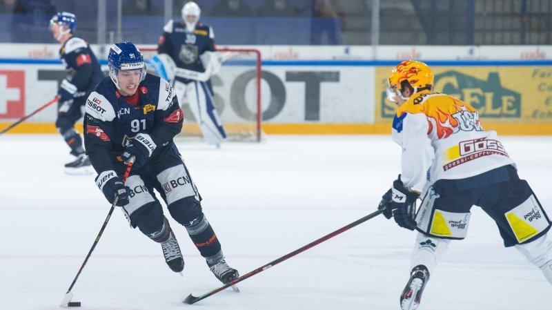 Hockey sur glace: Thurgovie, première victime du HCC à l'extérieur?