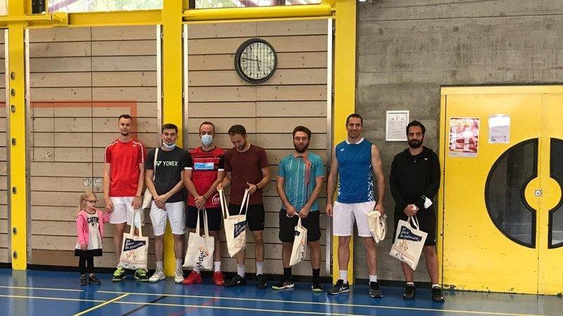 Badminton: les régionaux ont brillé lors du tournoi organisé par le BC La Chaux-de-Fonds
