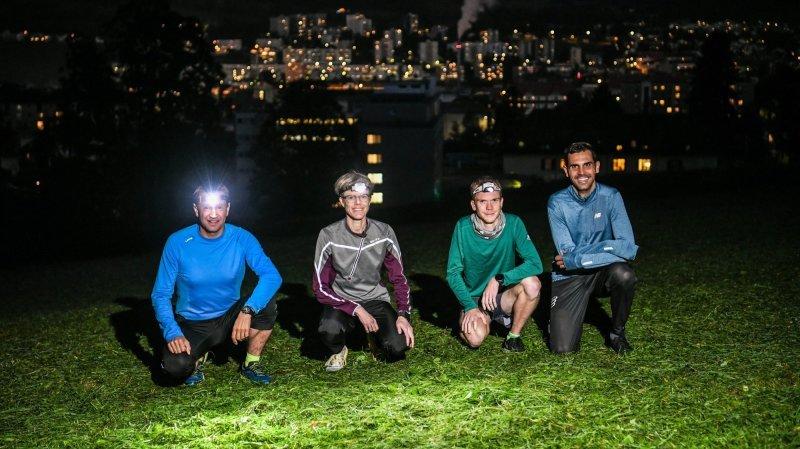 Course à pied: qui a peur de la nuit, avant l'étape nocturne à La Chaux-de-Fonds?