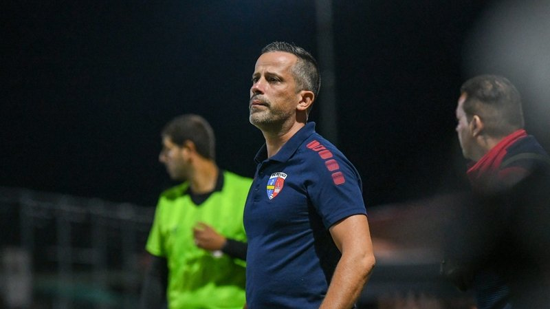 Football: Jorge Bastos n'est plus l'entraîneur de Bevaix