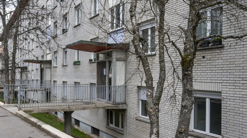 La Chaux-de-Fonds: les immeubles de Bois-Noir seront démolis d'ici fin octobre