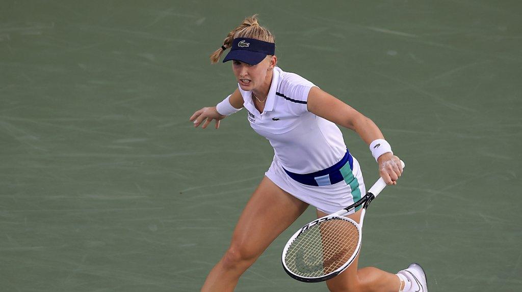 Tennis – Cincinnati: Jil Teichmann a survolé le derby qui l'opposait à Belinda Bencic