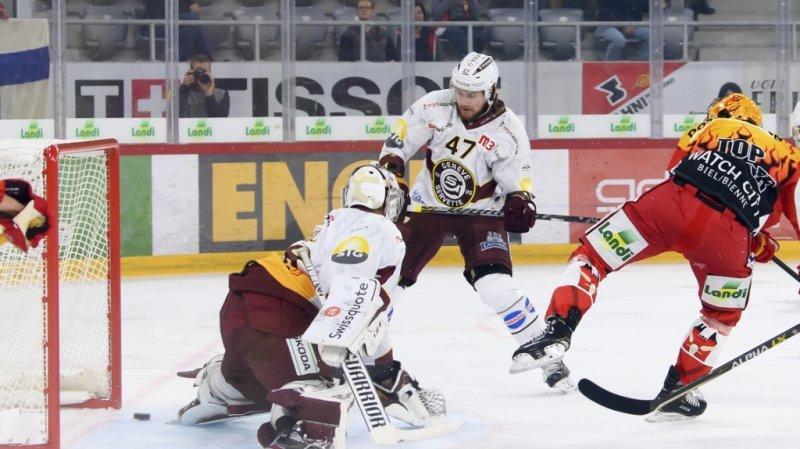 Hockey – National League: Bienne solide leader, roues de vélo pour Genève-Servette et Ajoie