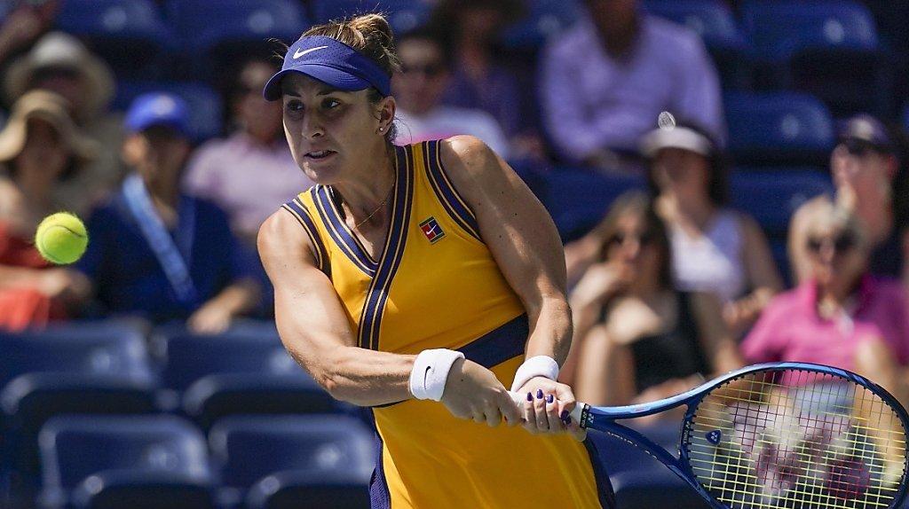 Belinda Bencic n'a pas encore perdu le moindre set dans cet US Open.