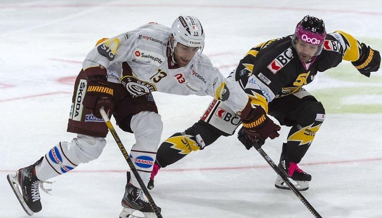 Hockey – National League: Genève gagne dans le Jura, Fribourg brille, Bienne trébuche