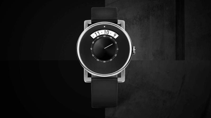 La Chaux-de-Fonds: une deuxième édition pour la montre MIH Gaïa
