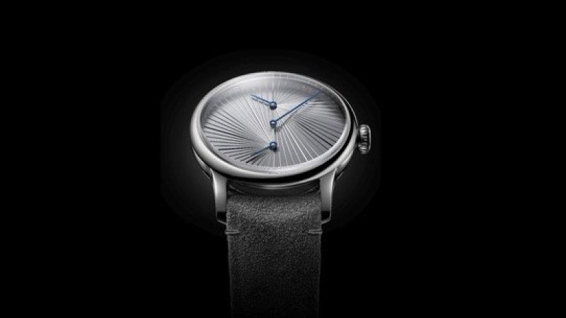 Collaboration inédite entre les designers d'Atelier Oï et les montres Louis Erard